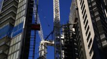 Building approvals sank in May