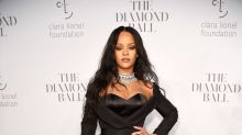 Rihanna, Dave Chappelle team up to raise money for charity at Diamond Ball