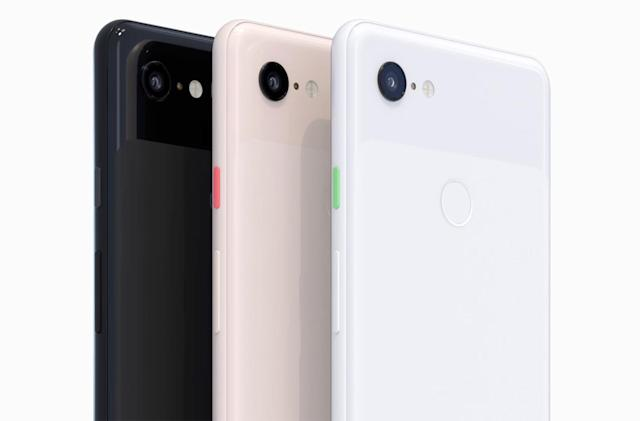 Google announces the Pixel 3 and Pixel 3 XL