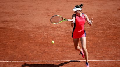 French Open: Johanna Konta suffers shock first round defeat to Su-Wei Hsieh
