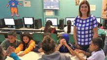 Brasileira concorre a prêmio de Melhor Professor do mundo com projeto de reciclagem