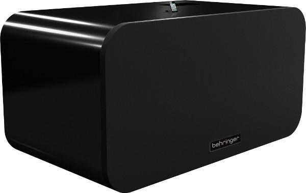 Behringer unveils 8-foot iNuke Boom iPod dock, goes consumer with Eurosound brand