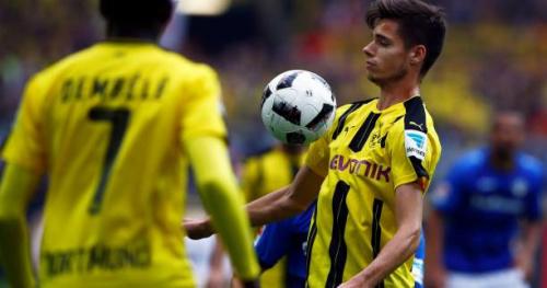 Foot - C1 - Dortmund - Ligue des champions : Julian Weigl forfait contre Monaco ?
