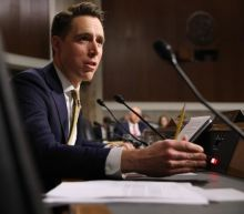 Sen. Josh Hawley disputes Bolton is a 'firsthand witness.' Bolton reportedly said he spoke directly with Trump on Ukraine.