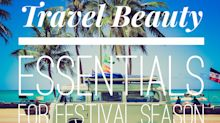 Travel Beauty Essentials for Festival Season