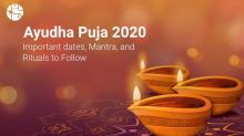 Ayudha Puja 2020: Know Its Date, Time, Mantra & Rituals