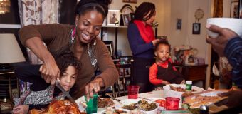 Thanksgiving: Being thankful is good for you