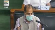'When will coronavirus vaccine arrive?': Adhir Ranjan Chowdhury asks Harsh Vardhan