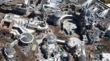 Aerial Photos Show   Disney World' s Star Wars Land Nearly Finished Ahead of Opening Day