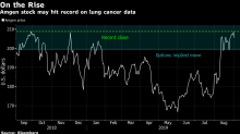 Amgen's 'White Whale' Cancer Data May Send Shares to Record High