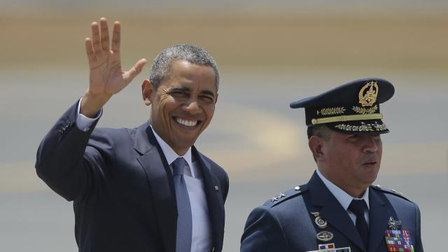 Obama Ends Asia Tour With Pitch for Alliance