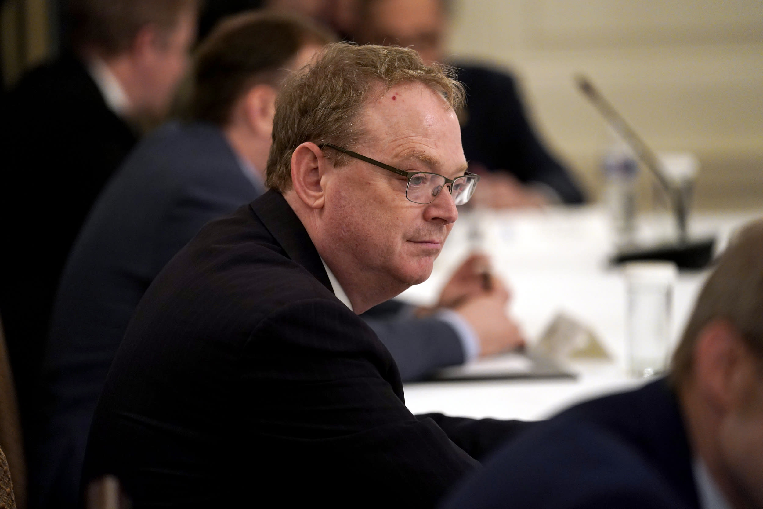 White House Adviser Hassett: May Unemployment Could Climb to 20%