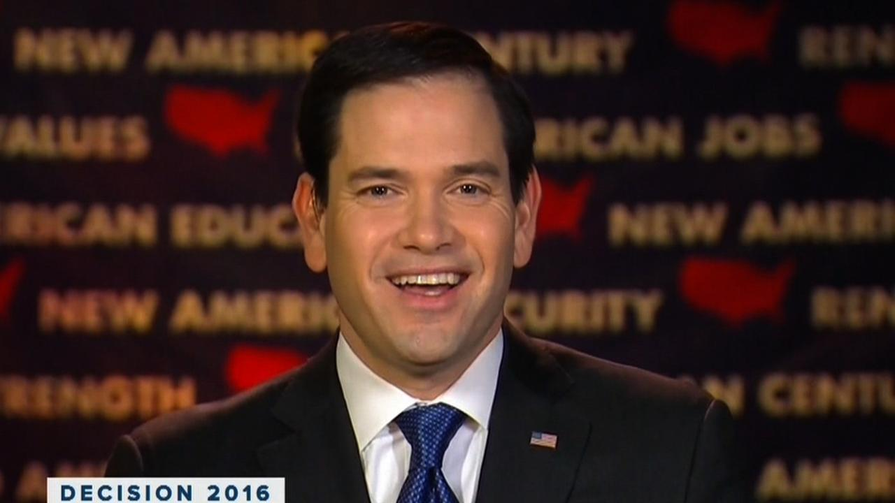 Rubio Wont Compare Himself to Bush | Iowa Public Radio