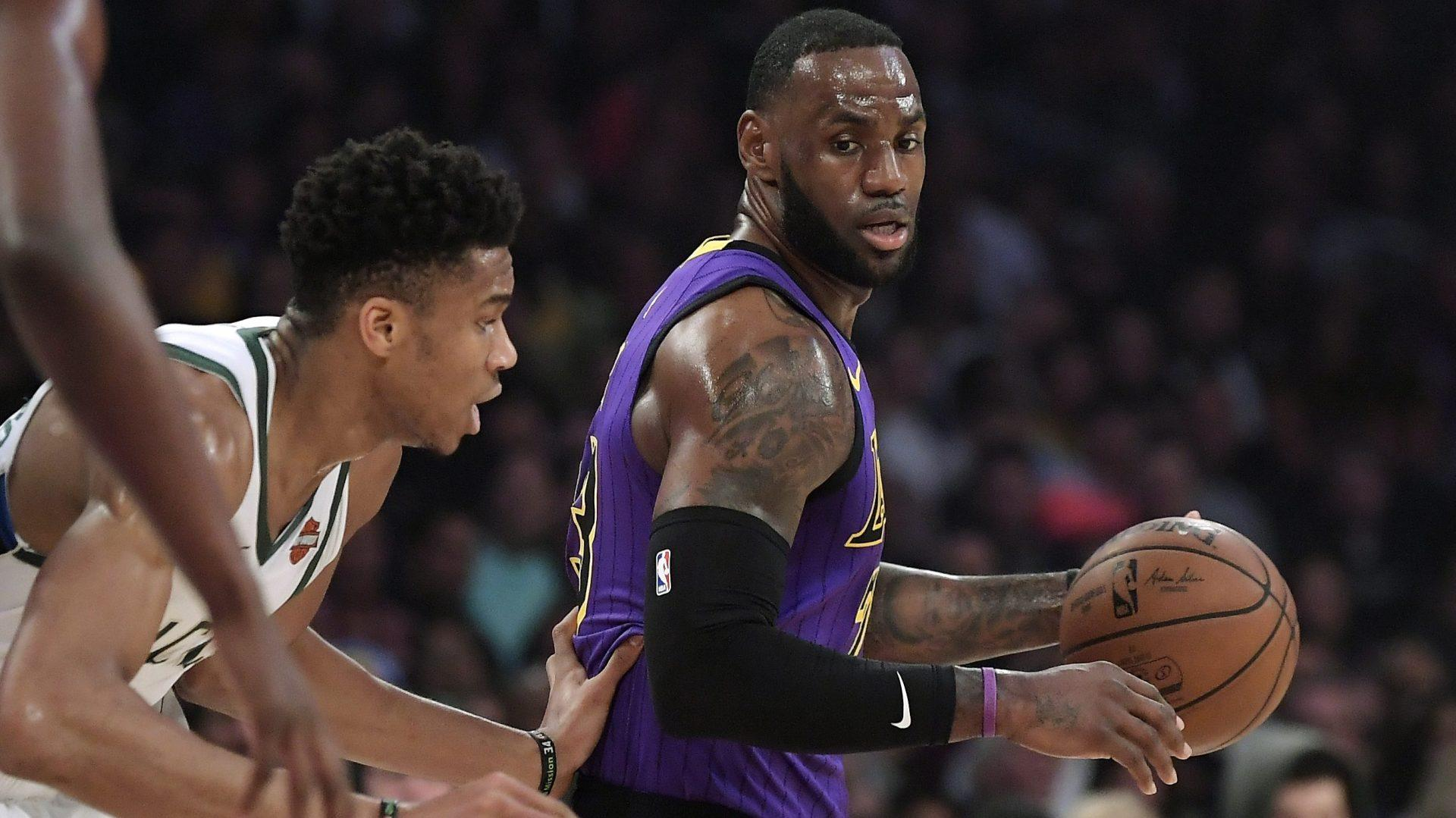 A fan paid nearly $7,000 to see LeBron and Giannis, then got neither