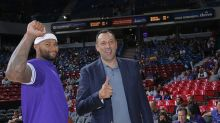 Vlade Divac is adamant the Kings aren't trading Demarcus Cousins, for better or worse