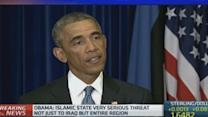 Russian sanctions having 'real effect': Obama
