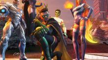Tus superhéroes favoritos llegarán a Switch con DC Universe Online