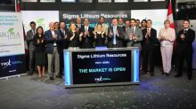 Sigma Lithium Resources Inc. Opens the Market