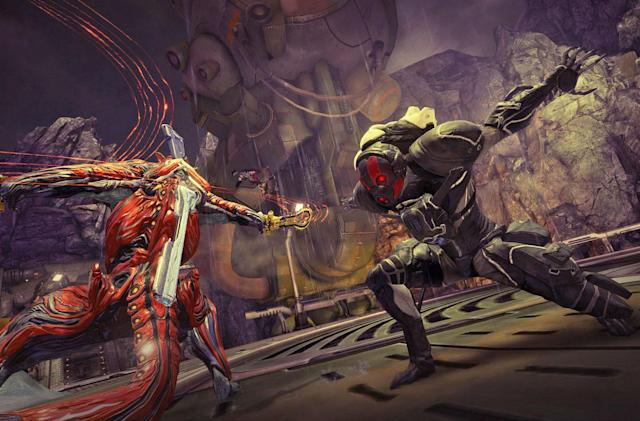 'Warframe' for PS4 gets yet another expansion four years after launch