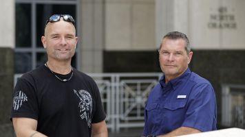 DNA test reunites half brothers; both are cops