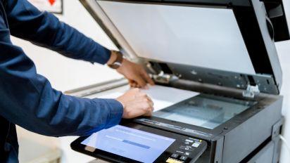 Choke point for U.S. virus response: The fax machine