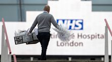 Protective Gowns That Shield NHS Staff From Coronavirus 'Not Part Of National Stockpile'