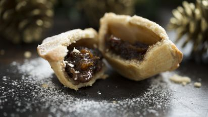 Brits have spent £4 million on mince pies already this year