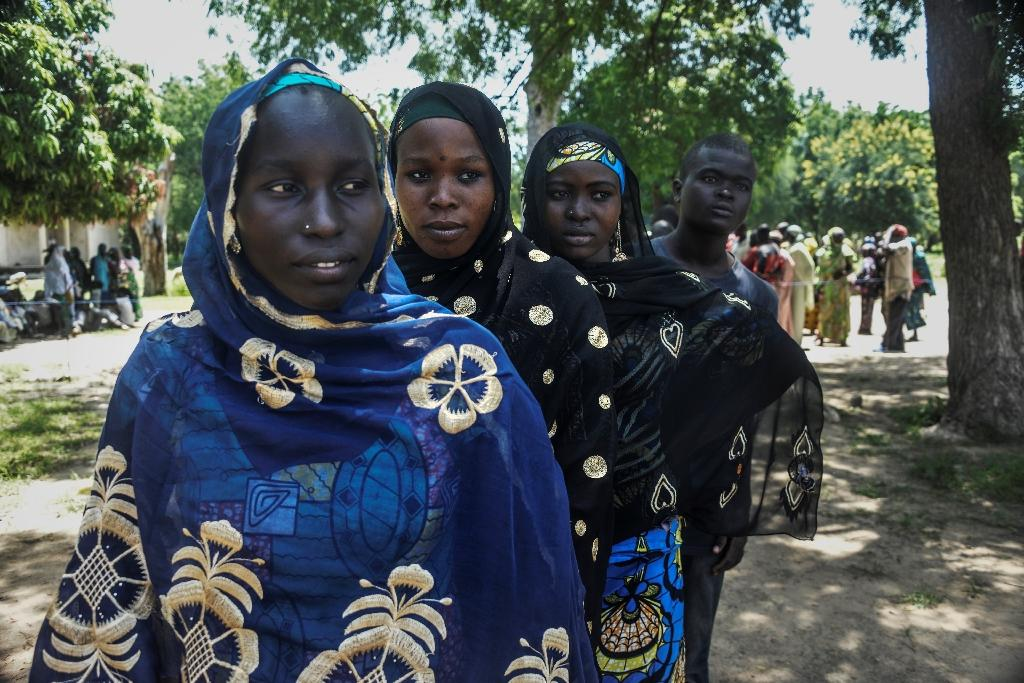 Around 200,000 Cameroonians from the region have fled their villages in fear of the violence carried out by militants from Boko Haram (AFP Photo/Reinnier Kaze)