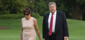 Melania Trump's parents: 'Chain migration'?