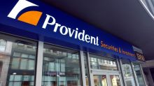 Provident Soars the Most in 29 Years as It Settles With FCA