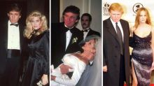Before Melania: What you need to know about Donald Trump's previous marriages