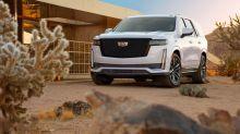 Cadillac Escalade 2021: interni, dimensioni e scheda tecnica del suv