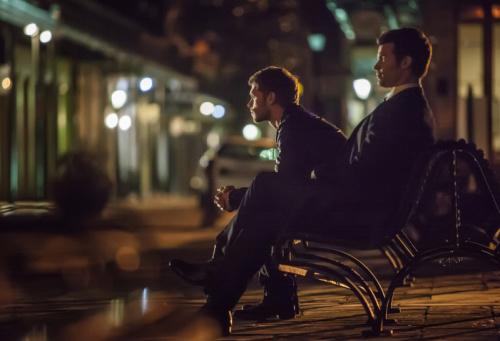 """""""The Vampire Diaries"""" -- """"The Originals"""""""