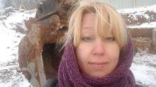 """La estremecedora muerte de Irina Slavina, la periodista rusa que se prendió fuego """"como protesta ante las autoridades"""""""