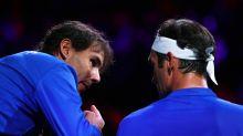 VIDEO - Quand Rafael Nadal coache Roger Federer à la Laver Cup