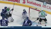 Horcoff hooks up with Erik Cole for goal