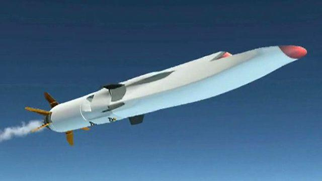 Hypersonic aircraft's test flight fails