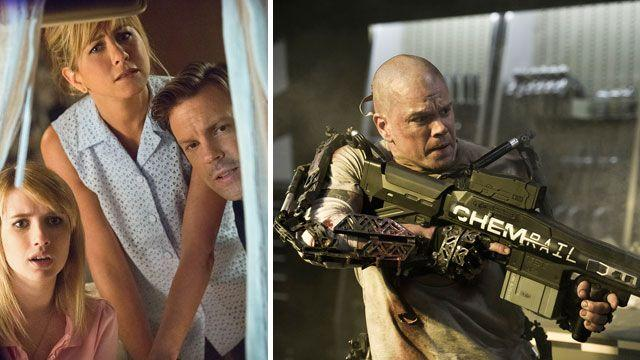 'Millers' or 'Elysium': Which's worth your box office bucks?