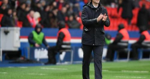 Foot - L1 - PSG - Unai Emery : «Nous devons faire notre chemin»