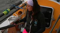Rower finds strength after attack