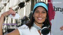 Chi è Fernanda Lessa?