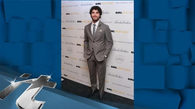 Celeb News Pop: Darren Criss Honors Cory Monteith At Girl Most Likely Screening In NYC