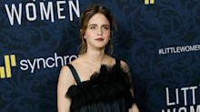 Emma Watson reveals what's in her handbag, including vegan deodorant and tooth mousse