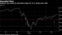 Goldman Rolls Back Its Pessimistic Outlook for American Stocks