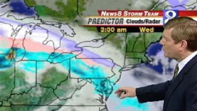 Wintry Mix Possible For Some Areas