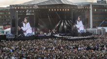 Ariana Grande e famosos fazem show em tributo às vítimas de Manchester