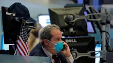 Stock market news live updates: Stock futures trade lower, giving back gains after tech earnings
