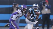 Devin Funchess channels Tiger Woods in the best NFL celebrations of the week