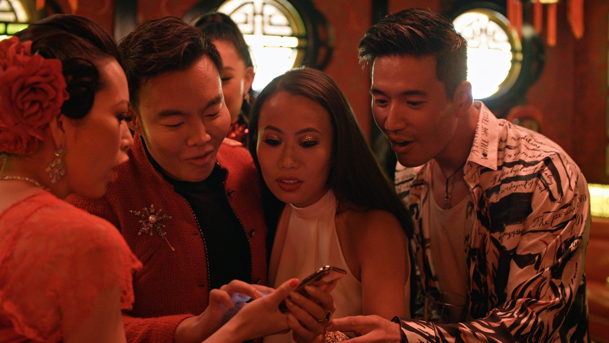 www.yahoo.com: Bling Empire 's Kelly Mi Li Says She's 'Proud' to Be Part of an Asian-Led Reality Show