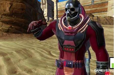 Gamebreaker's 12 Days of Smack Talkin' brings holiday cheer, WoW-vs.-SWTOR arguments